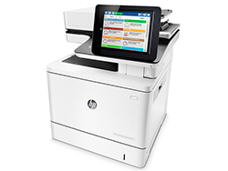 Multifunción HP Color LaserJet Enterprise M577f