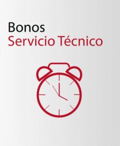 Bonos de servicio técnico
