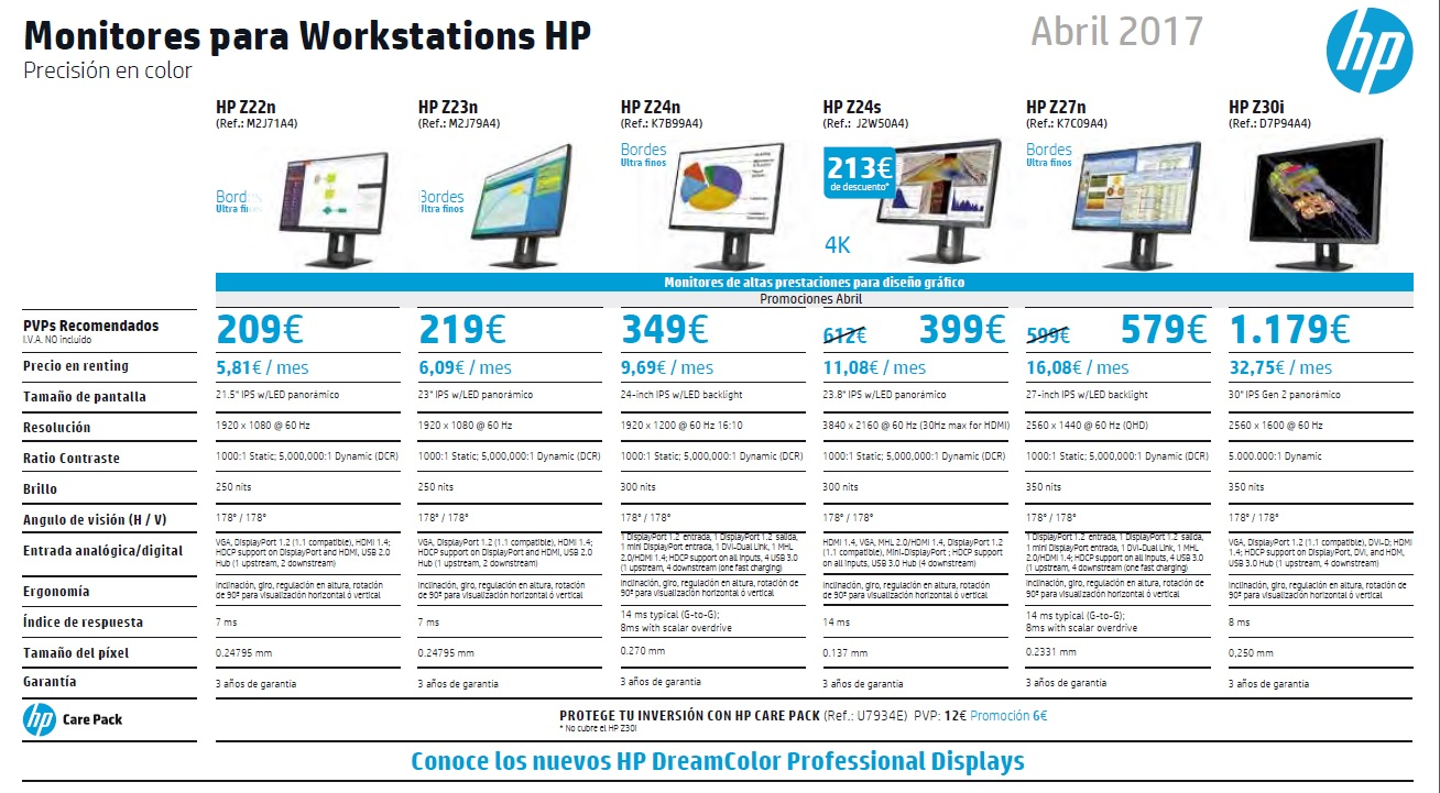 monitor hpws